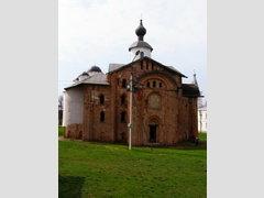 Церковь Параскевы-Пятницы на Торгу (Храм)