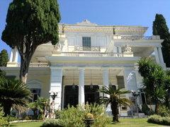Ахиллион - дворец принцессы Сиси (Ахиллеон), Корфу Керкира, Греция