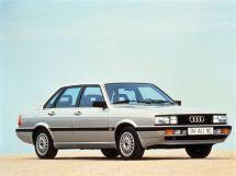 Audi 90 рестайлинг 1984, седан, 2 поколение, B2
