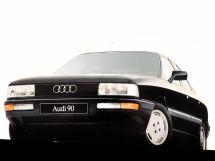 Audi 90 1986, седан, 3 поколение, B3