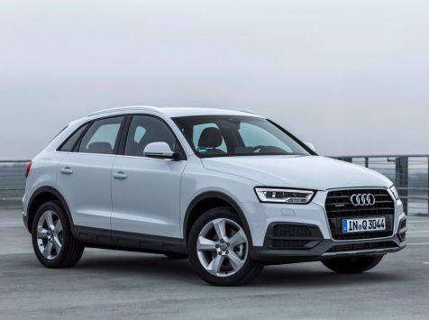 Audi Q3 (8U) 11.2014 - 12.2017