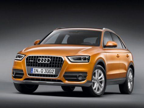 Audi Q3 (8U) 06.2011 - 10.2014