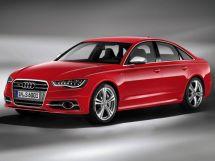 Audi S6 2011, седан, 4 поколение, C7