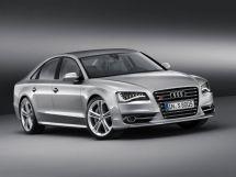 Audi S8 3 поколение, 06.2012 - 10.2013, Седан