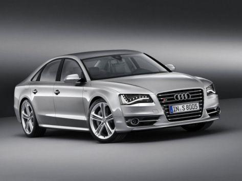 Audi S8 (D4) 09.2011 - 10.2013