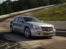 Cadillac CTS 2007, седан, 2 поколение