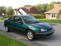 Chrysler Neon 1994, купе, 1 поколение
