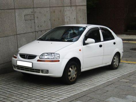 Daewoo Kalos (T200) 01.2002 - 01.2006
