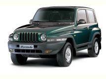 Daewoo Korando 1999, джип/suv 3 дв., 1 поколение, KJ