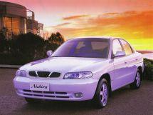 Daewoo Nubira 1997, седан, 1 поколение, J100