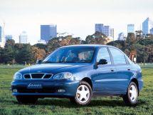 Daewoo Sens 2002, седан, 1 поколение, T100