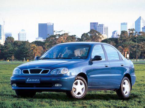 Daewoo Sens (T100) 01.2002 - 12.2007