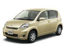Daihatsu Boon рестайлинг 2006, хэтчбек, 1 поколение, M300