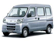 Daihatsu Hijet рестайлинг, 10 поколение, 12.2007 - 10.2017, Цельнометаллический фургон