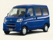 Daihatsu Hijet 2004, цельнометаллический фургон, 10 поколение, S320