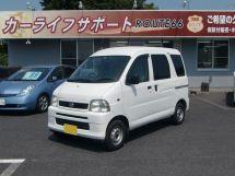 Daihatsu Hijet рестайлинг 2001, цельнометаллический фургон, 9 поколение