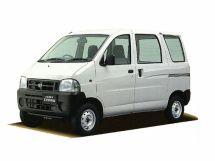 Daihatsu Hijet 1999, коммерческий фургон, 9 поколение