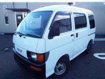 Daihatsu Hijet рестайлинг 1994, цельнометаллический фургон, 8 поколение