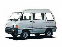 Daihatsu Hijet 1990, цельнометаллический фургон, 8 поколение