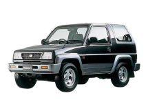 Daihatsu Rocky рестайлинг 1993, suv, 1 поколение