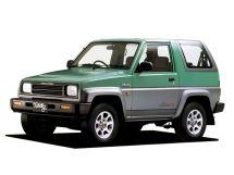 Daihatsu Rocky 1990, suv, 1 поколение