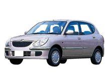 Daihatsu Storia 2-й рестайлинг 2001, хэтчбек, 1 поколение