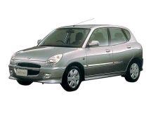 Daihatsu Storia рестайлинг 2000, хэтчбек, 1 поколение