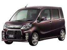Daihatsu Tanto Exe рестайлинг, 1 поколение, 10.2011 - 10.2014, Хэтчбек 5 дв.