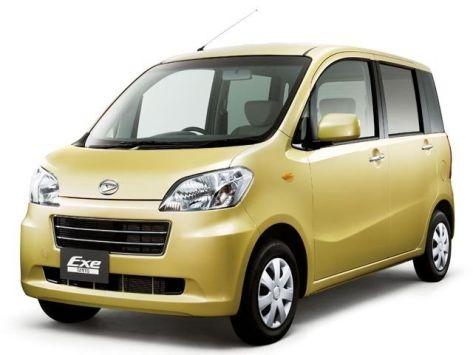 Daihatsu Tanto Exe  12.2009 - 10.2011