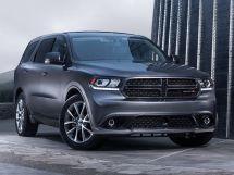 Dodge Durango рестайлинг 2014, джип/suv 5 дв., 3 поколение