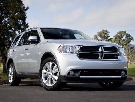 Dodge Durango  08.2010 - 12.2013