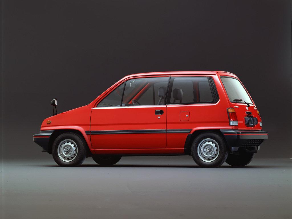 Honda City 1981, 1982, 1983, 1984, 1985, хэтчбек 3 дв., 1 ...