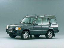 Honda Crossroad рестайлинг 1994, джип/suv 5 дв., 1 поколение