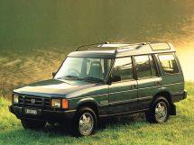 Honda Crossroad 1993, джип/suv 5 дв., 1 поколение