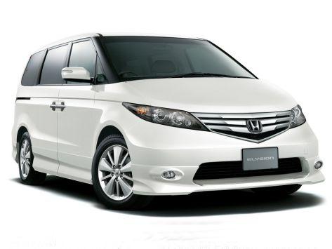 Honda Elysion (RR) 12.2008 - 10.2013