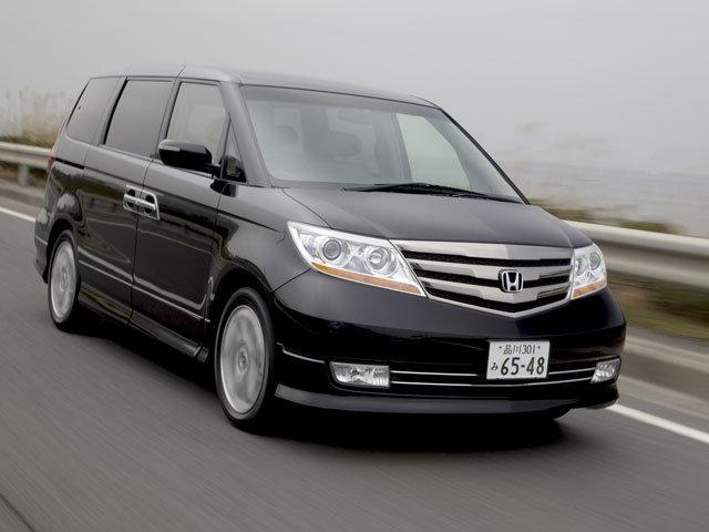 Honda Elysion 2-й рестайлинг 2008, 2009, 2010, 2011, 2012 ...