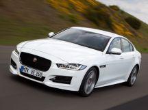 Jaguar XE 1 поколение, 04.2015 - н.в., Седан