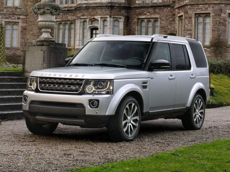 Land Rover Discovery (L319) 10.2013 - 02.2017