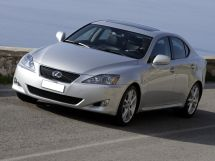 Lexus IS220d 2005, седан, 2 поколение, XE20