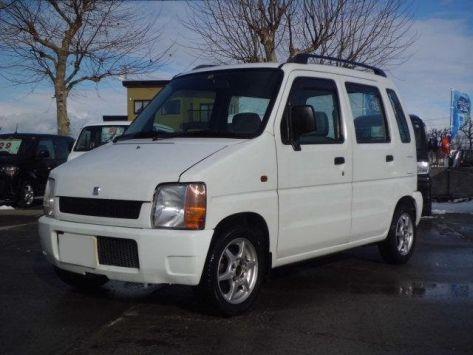 Mazda AZ-Wagon (CY, CZ) 05.1997 - 09.1998