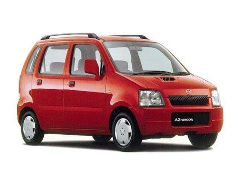 Mazda AZ-Wagon (MD) 10.1998 - 10.2001