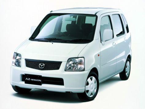 Mazda AZ-Wagon (MD) 11.2001 - 09.2003