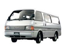 Mazda Bongo Brawny рестайлинг 1990, цельнометаллический фургон, 3 поколение, SR