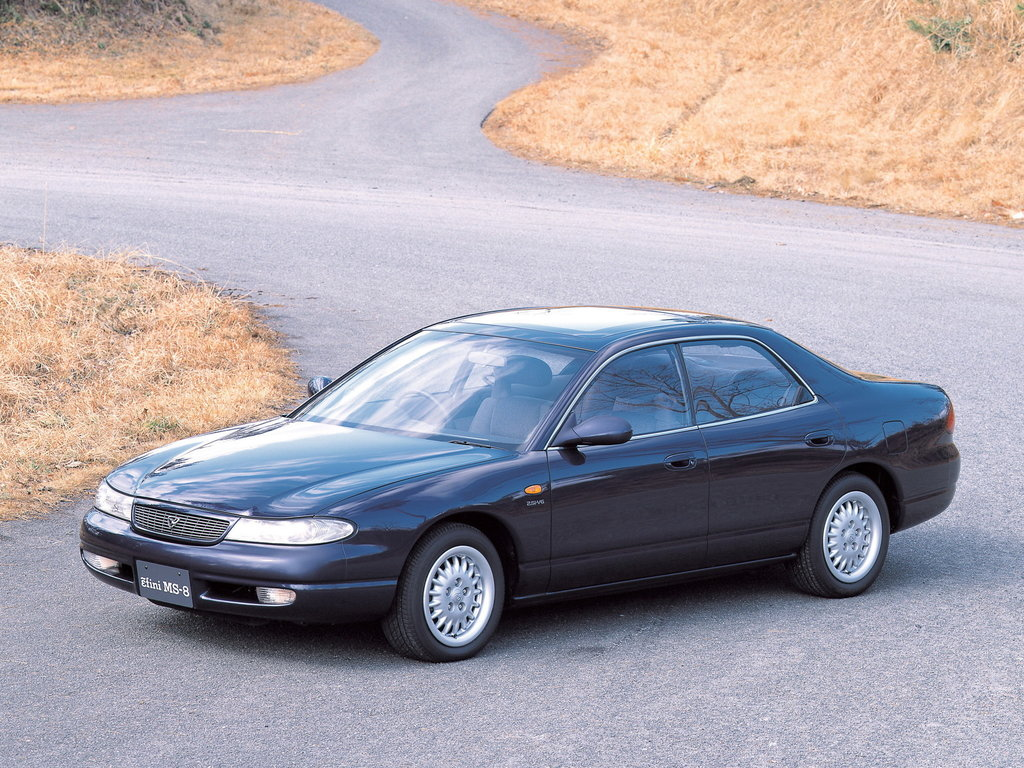 mazda efini ms8 1995 технические характеристики