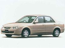 Mazda Familia 1998, седан, 9 поколение, BJ