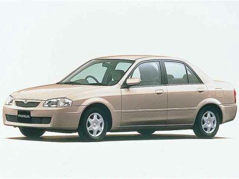 Mazda Familia (BJ) 06.1998 - 09.2000
