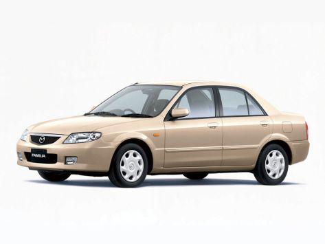 Mazda Familia (BJ) 10.2000 - 08.2003