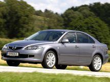 Mazda Mazda6 рестайлинг, 1 поколение, 06.2005 - 08.2007, Лифтбек
