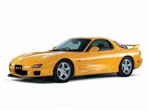 Mazda RX-7 рестайлинг 1999, купе, 3 поколение, FD