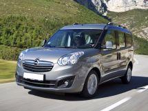 Opel Combo 2012, минивэн, 4 поколение, D